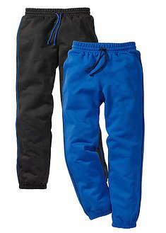 Teplákové nohavice (2 ks)-bpc bonprix collection