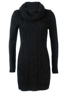 Sukienka dzianinowa-bpc bonprix collection