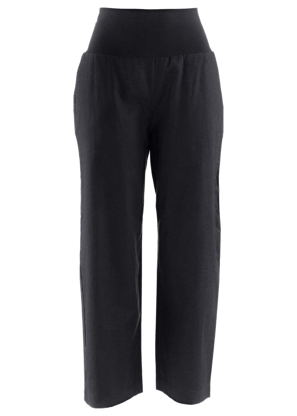 Pantalon 7/8 cu in, largi bonprix