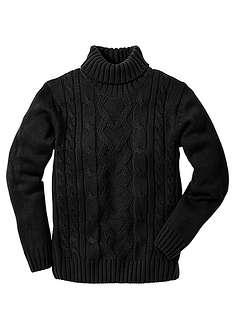 Sweter z golfem-bpc bonprix collection