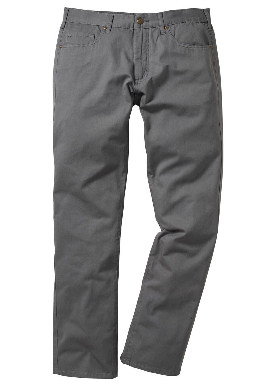 Pantaloni cu 5 buzunare, Regular Fit bonprix