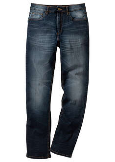 Strečové džínsy Classic Fit Straight-John Baner JEANSWEAR