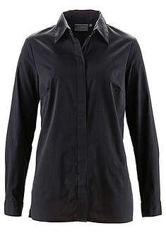 Długa bluzka ze stretchem-bpc selection