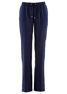 Spodnie z gumką w talii-bpc selection