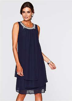 Premium šaty s aplikáciami-bpc selection premium
