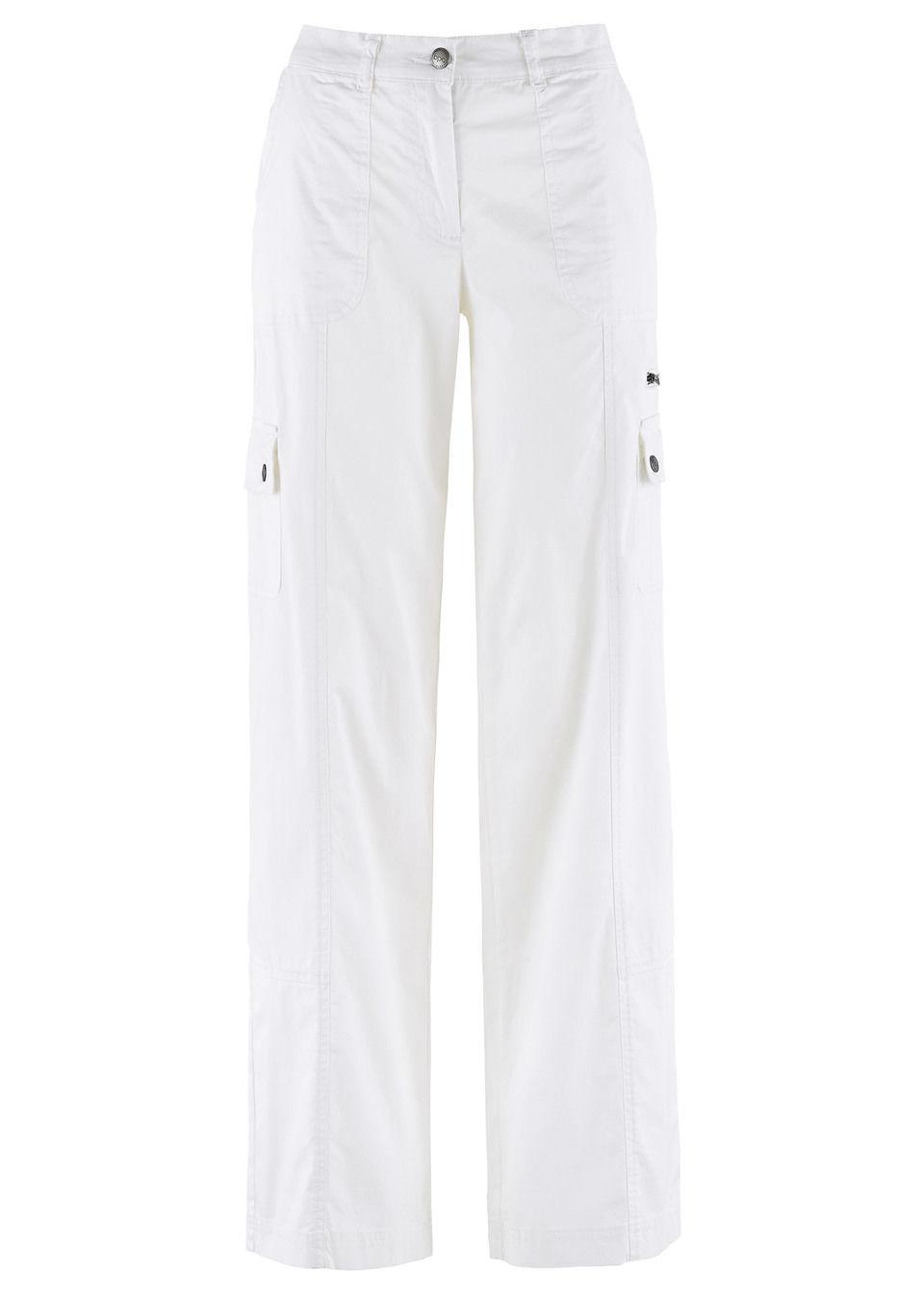 Pantaloni croi larg bonprix