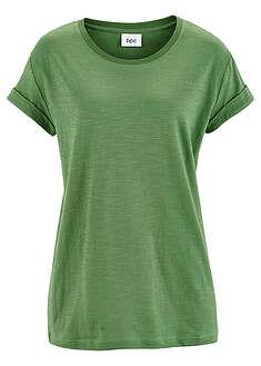 Shirt boxy, krótki rękaw-bpc bonprix collection