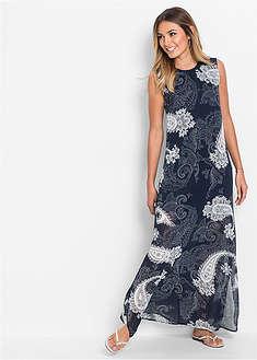 Długa sukienka szyfonowa-BODYFLIRT