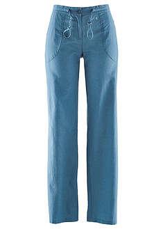 Plátené nohavice-bpc bonprix collection