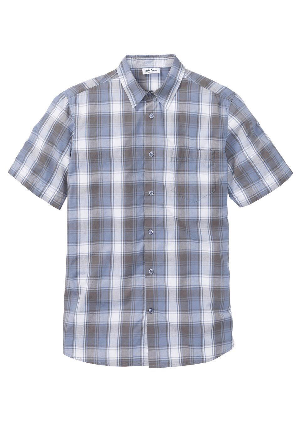 1a5d10f1a4d4 Košeľa s krátkym rukávom so špeciálnym strihom bonprix