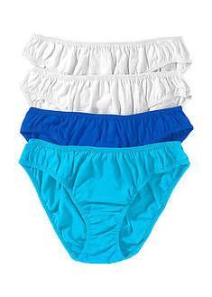 Dámske nohavičky 4ks v balení-bpc bonprix collection