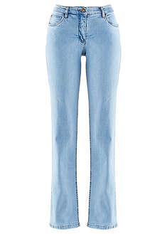 Strečové džínsy STRAIGHT-John Baner JEANSWEAR