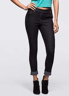 Legíny v džínsovom vzhľade-RAINBOW