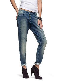 Jeans boyfriend-RAINBOW