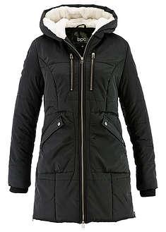 Jachetă cu glugă căptușită-bpc bonprix collection