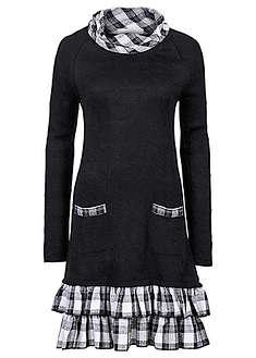 Rochie tricotată-RAINBOW