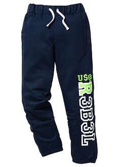 Spodnie dresowe z nadrukiem-bpc bonprix collection