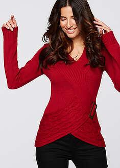 Pulover tricotat-BODYFLIRT boutique