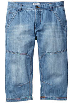 blugi-3-4-tapered-regular-fit-John Baner JEANSWEAR