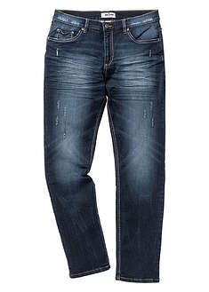 blugi-cu-stretch-slim-fit-John Baner JEANSWEAR