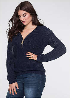 Pulover tricotat-BODYFLIRT