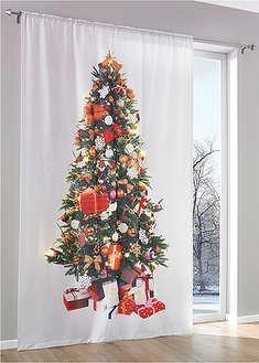 Draperie cu LED Pom de Crăciun-bpc living