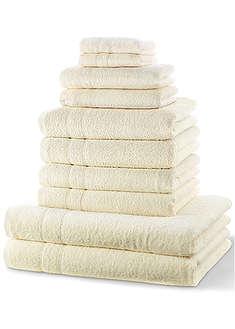 """Komplet ręczników """"New Uni""""(10 części)-bpc living"""