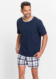 Pijama cu pantaloni scurți-bpc bonprix collection