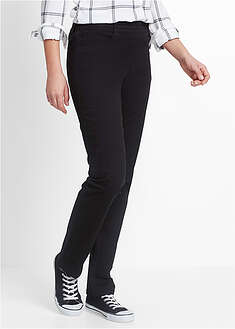 Pantaloni stretch (2 buc.)-bpc bonprix collection