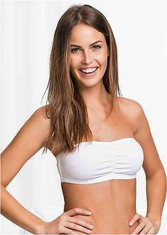 Sutien bandeau (2 buc/pac)-bpc bonprix collection