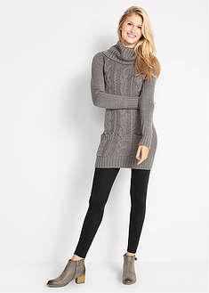 Rochie tricotată-bpc bonprix collection