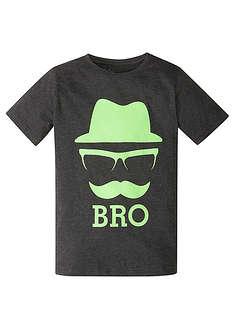 T-shirt z modnym nadrukiem-bpc bonprix collection