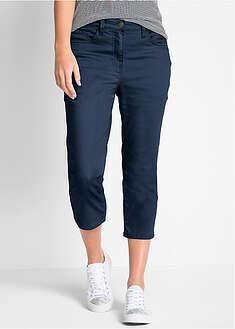 Pantaloni stretch 3/4-bpc bonprix collection
