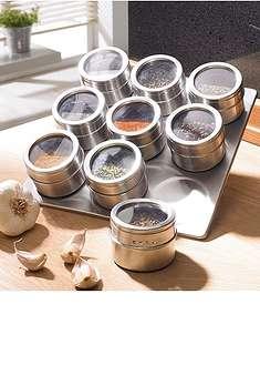 Suport magnetică pentru condimente (10 piese.)-bpc living bonprix collection