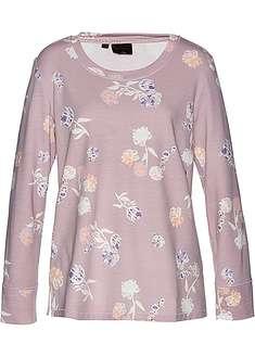 Bluză cu imprimeu floral-bpc selection